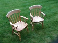 Pair of Captains's Chairs