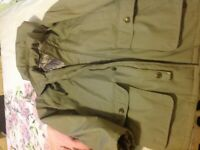 Gents M/S heavy anorakstwo gents M/S anoraks,one is new the other excellent condiion