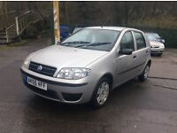 Lovely Low Mileage 1.2 Fiat Punto Active, Very Clean, ONLY 51k, MoT November17, Cheap to Run