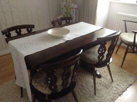 Vintage Ercol furniture