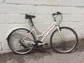 Ridgeback Meteor Ladies Town Bike - 19 inch Medium Frame