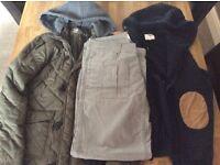 Small Bundle Of Men's Clothes