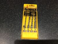Dewalt SDS Plus DT9102 Drills (NEW)