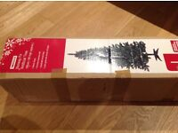 Norway Fir Christmas Tree; Nativity Set; Decorations & Novelties