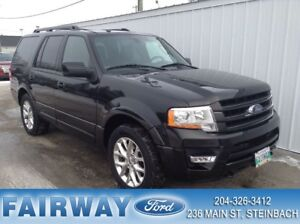 2015 Ford Expedition Limited Loaded!!  Huge Price Drop!!