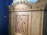 BOYS BEDROOM FOOTBALL FURNITURE SET BED WARDROBE AND DRAWERS - BESPOKE BY STEVE ALLEN
