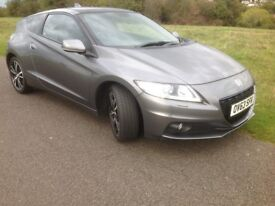 Honda Cr-Z 1.5 IMA Hybrid GT T 3dr Man 2013 (63 Reg) Price £11350 Low mileage Finance Arranged