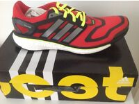 Brand New Adidas Boost trainers