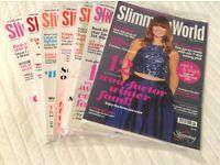 Slimming World Magazines, 2016 January to December