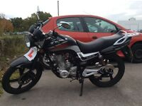 Lexmoto arrow 125 great bike only a year no marks great condtion