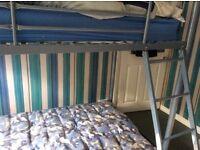 Versatile high sleeper or loft bed