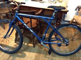 Retro GT OUTPOST TRAIL BIKE Reduced