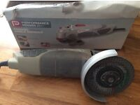 Angle grinder 115mm used but work well