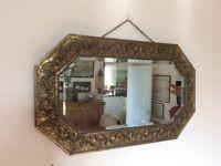 Pretty ornate mirror