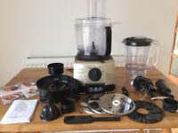 Tefal VitaPro Compact Food Processor 1000W