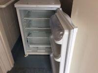 Hotpoint Iced Diamond fridge.