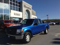 2010 Ford F-150 XL, 4x4, Side Bars, Air, Clean Carproof