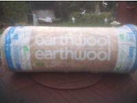 Earthwool acustic insulation rolls