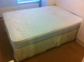 Standard Double Divan Bed