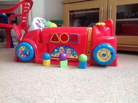 Fisherprice Laugh and Crawl Car