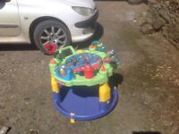 Baby /toddler activity unit