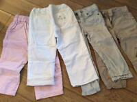 Girl's Summer trousers