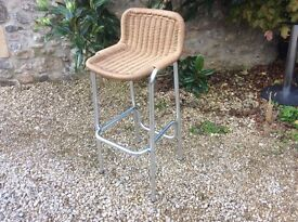 Bar stool sold singly or as set of 5 - good used condition