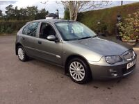 Rover 25 2006 very good condition mot mar2017 leather alloys etc no faults