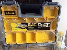 STANLEY FATMAX STORAGE BOX TWIN PACK