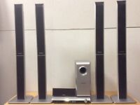 Used Panasonic surround sound DVD/cd player