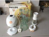 Blender, juicer and grinder