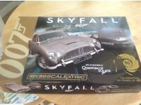 SKYFALL 007 Microscalextric