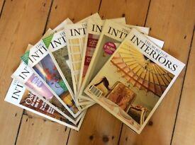 The world of interiors magazines 1993