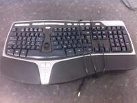 USB Microsoft Natural Ergonomic Keyboard 4000 v1.0