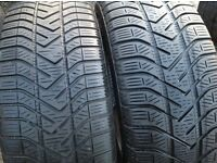 Winter tyres 205/55/16-195/65/15/ winter sets & pairs/ open 7 days a week
