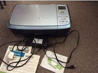 HP PSC 2355 all in one printer / scanner / copier