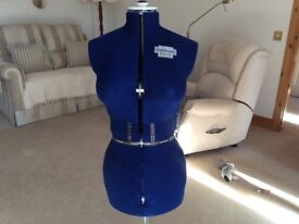 Deluxe Dressmaking Model, excellent condition.