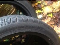 Set of two GT Radial winter tyres