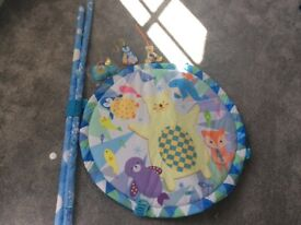 Brand new baby activity mat Fun colorful