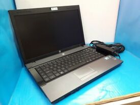 "HP 620 15.6"" Intel Core 2 Duo 2GB RAM 320GB HDD Windows 10 Good Condition"