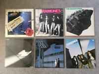 Vinyl Records, diverse selection of LPs from 70s, 80s and 90s