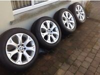 BMW X5 (E70) Winter Wheels & Tyres