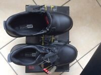 Black Rock Safety Shoes Size 8