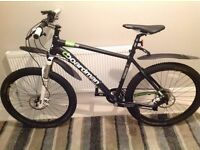 Boardman large Hard Tail Mountain Bike