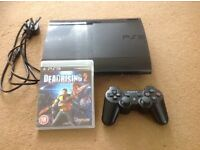 PS3 super slim console