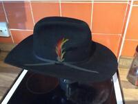 Stetson Cowboys hat