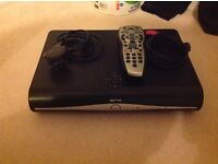 Sky HD with built in wifi