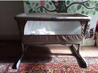 Chicco Next2Me Side-Sleeping Crib