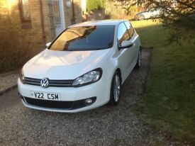 VW Golf 1.4 TSI GT 3 door 160bhp