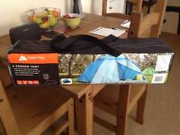Brand new 4 person tent - never been opened!